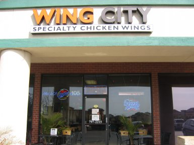 Wing City - NOW CLOSED in Roseville, California