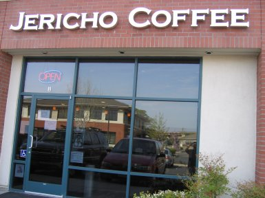 Jericho Coffee in Roseville, California