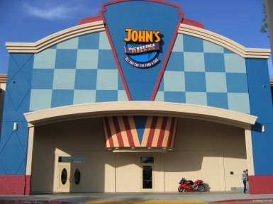 John's Incredible Pizza Co in Roseville, California