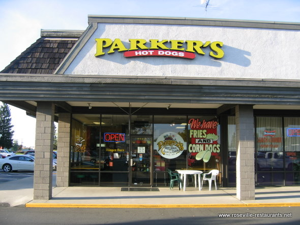 Parker's Hot Dogs Of Santa Cruz in Roseville, California
