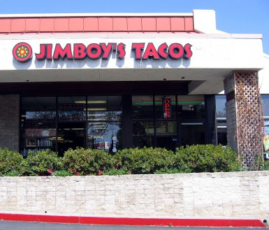 Jimboys Tacos in Roseville, California