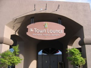 The Town Lounge