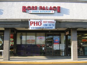 Rose Palace Chinese
